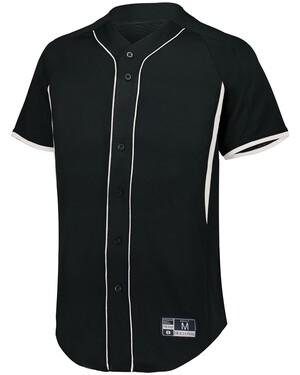 Game7 Full-Button Baseball Jersey