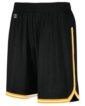 Youth Retro Basketball Shorts