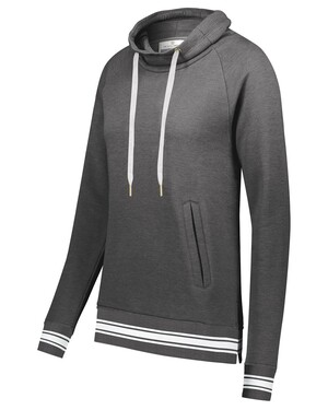Women's Ivy League Funnel Neck Pullover