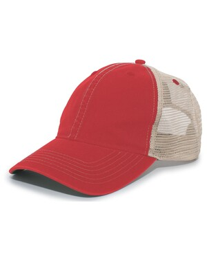 "Vintage ""Dirty"" Trucker Snapback Cap"