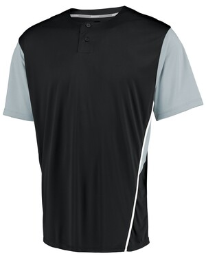 Youth Two-Button Placket Jersey
