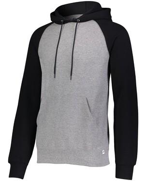 Dri-Power®  Fleece Colorblock Hoodie