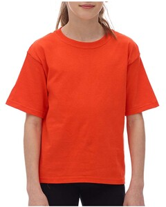 M & O Knits 4850 Orange