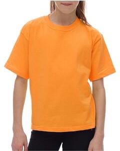 M & O Knits 5550 Orange