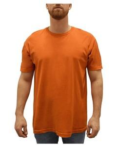 M & O Knits 6500M Orange