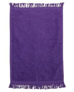 Q-Tees T100 Purple