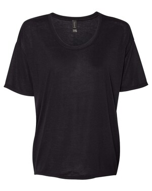 Women's Freedom Drop Shoulder T-Shirt