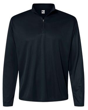 Quarter-Zip Pullover Shirt