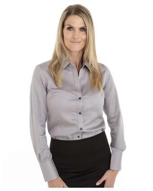 Women's Non-Iron Dobby Shirt