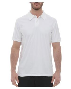 Solid Liquid Cotton Sport Shirt