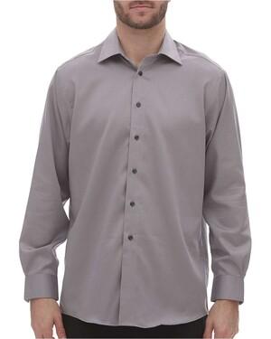 Non-Iron Dobby Dress Shirt