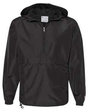 Packable Quarter-Zip Jacket