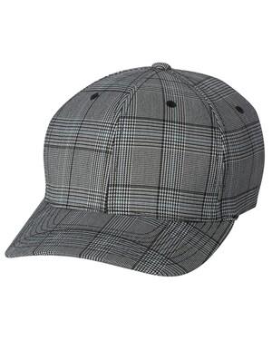 Glen Check Cap
