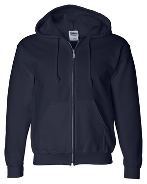 DryBlend® Full-Zip Hooded Sweatshirt