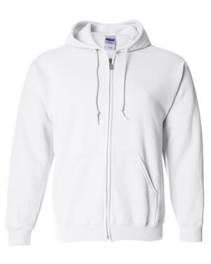 Heavy Blend™ Full-Zip Hooded Sweatshirt