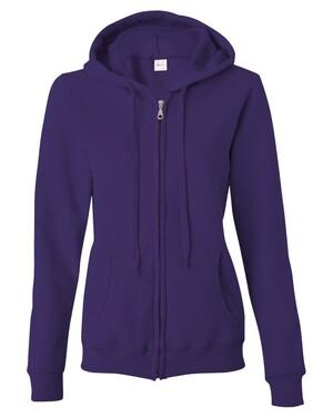 Heavy Blend™ Women's Full-Zip Hooded Sweatshirt