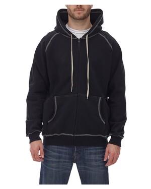 Extra Heavy Full-Zip Hooded Jacket