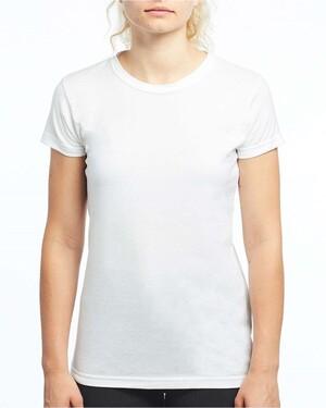 Women's Gold Soft Touch T-Shirt