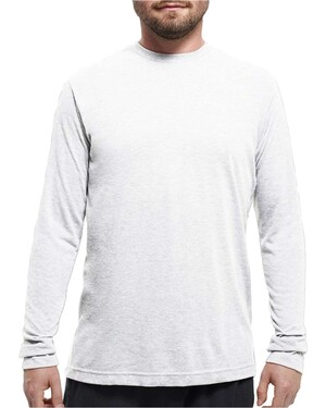 Gold Soft Touch Long Sleeve T-Shirt