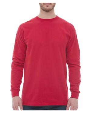 Ring-Spun Long Sleeve T-Shirt