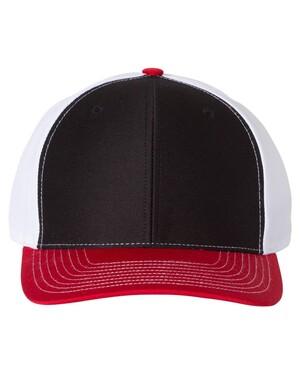 Twill Back Trucker Cap