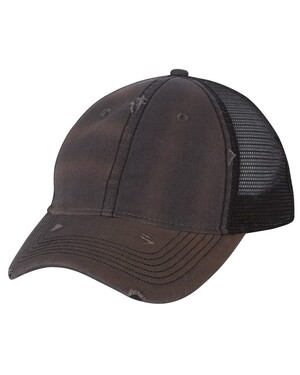 Bounty Dirty-Washed Mesh-Back Cap