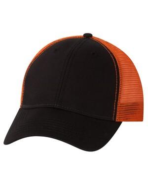 Bio-Washed Trucker Cap