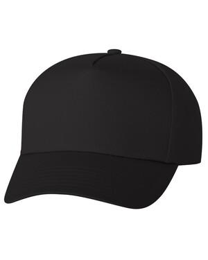 Five-Panel Twill Cap
