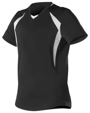 Womens Short Sleeve Fastpitch Jersey