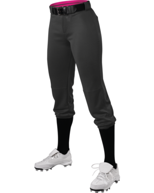 Girls Belted Speed Premium Fastpitch Pants