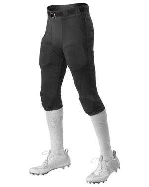 Adult Integrated Knee Pad Football Pants