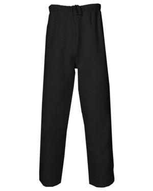 Open Bottom Fleece Pants