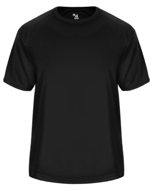 Vent Back Youth Tee