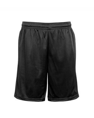 Mesh Pocketed Shorts