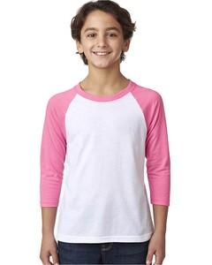 Next Level Apparel 3352 Pink