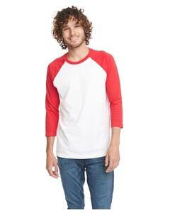 Next Level Apparel 6251 Red