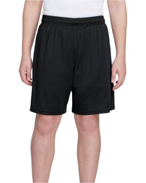Youth Cooling Performance Polyester Shorts