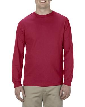 Adult 6.0 oz. 100% Cotton Long-Sleeve T-Shirt