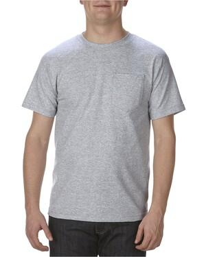6.0 oz 100 Cotton Pocket T-Shirt