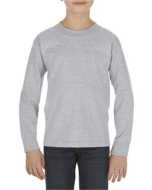 Youth 6.0 oz. 100% Cotton Long-Sleeve T-Shirt
