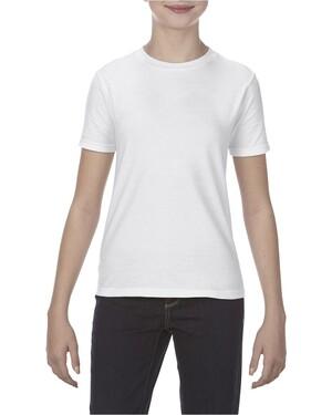 Youth 4.3 oz. Ringspun Cotton T-Shirt