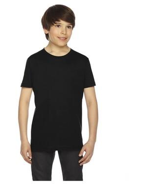 Youth Fine Jersey USA Made Short-Sleeve T-Shirt