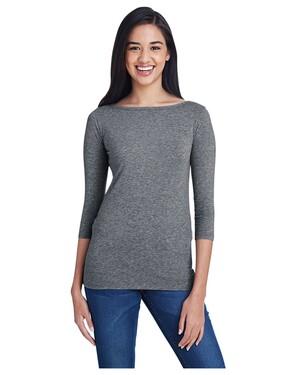Women's Stretch 3/4 Sleeve T-Shirt