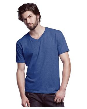 3.2 oz. Featherweight Short-Sleeve V-Neck T-Shirt