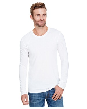 Adult Tri-Blend Long-Sleeve T-Shirt
