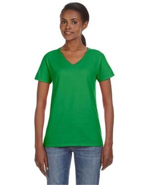 Women's Ringspun V-Neck T-Shirt