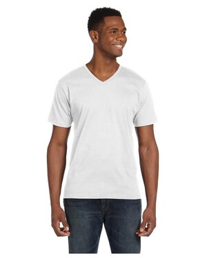 Soft Spun Fashion Fit V-Neck T-Shirt