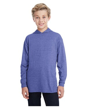 Youth Long-Sleeve T-Shirt Hoodie