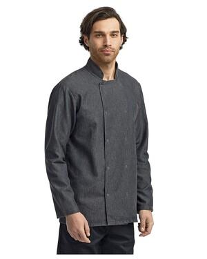 Unisex Denim Chef's Jacket