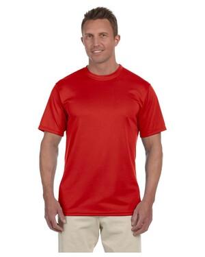 T-Shirt 100% Polyester Moisture Wicking